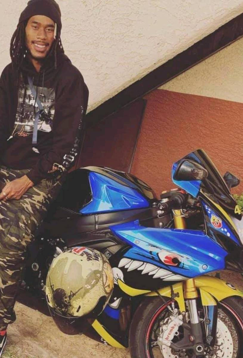 Genesis Atkins, 27, was killed in a crash early Sunday, Nov. 29, on U.S. Highway 95 in central ...