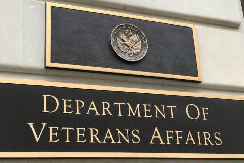 U.S. Department of Veterans Affairs. (Getty Images)