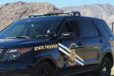 Nevada Highway Patrol (Las Vegas Review-Journal/File)