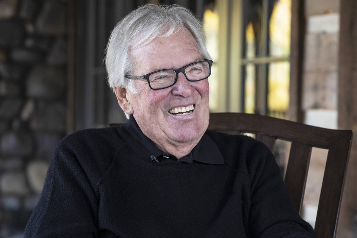 Golden Knights owner Bill Foley's company, Foley Trasimene Acquisition Corp. II, will merge wi ...