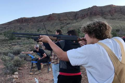 Firearms have long been a traditional holiday gift. Participation in the shooting sports is som ...