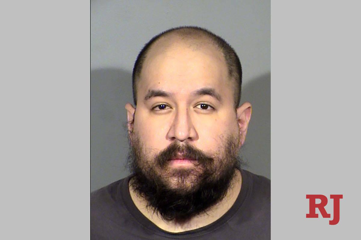 Alejandro Aranda (Las Vegas Metropolitan Police Department)