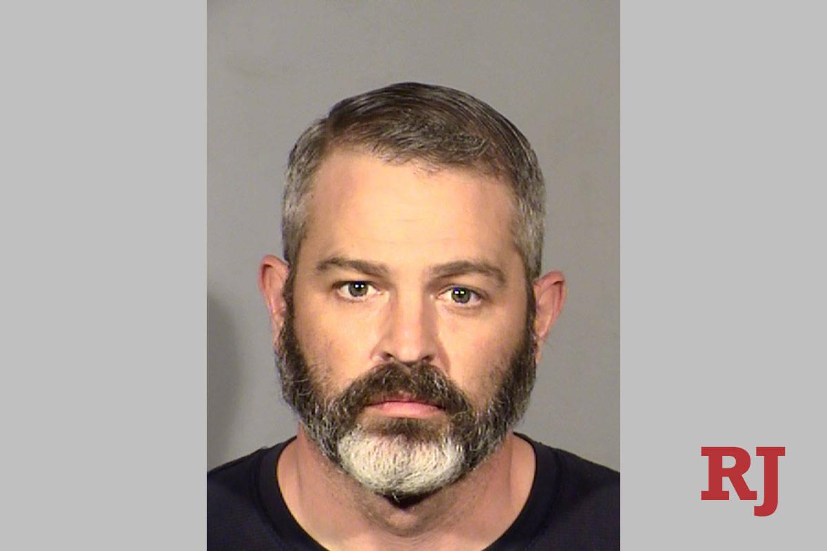 Anthony Huth (Las Vegas Metropolitan Police Department)