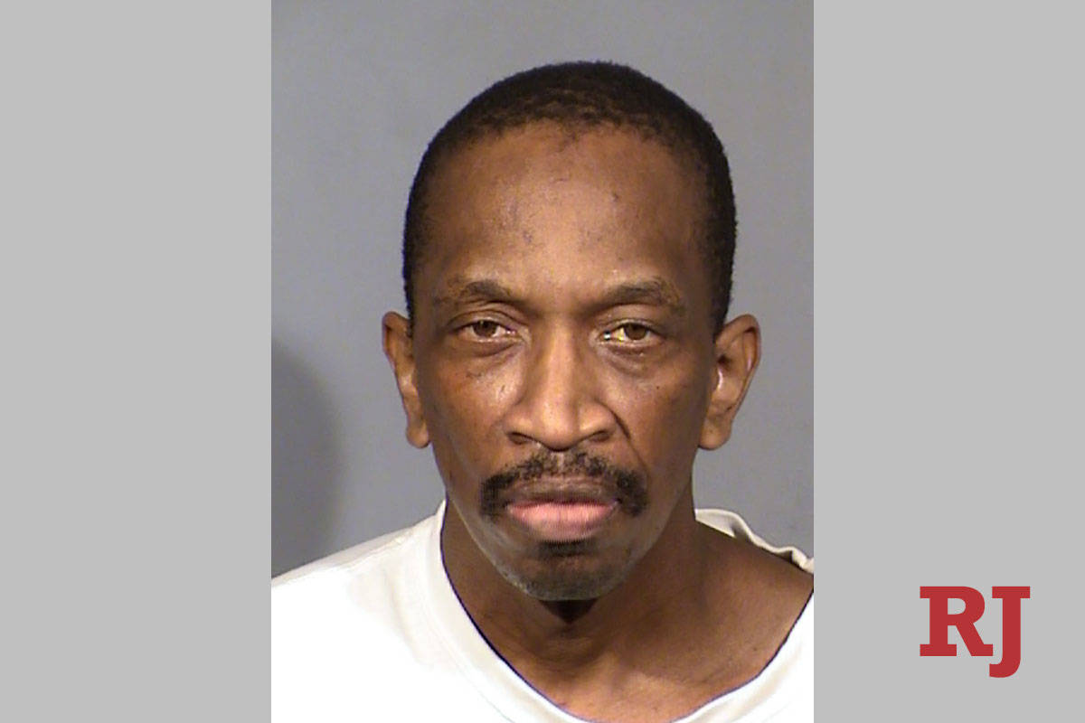 Armand Grays (Las Vegas Metropolitan Police Department)