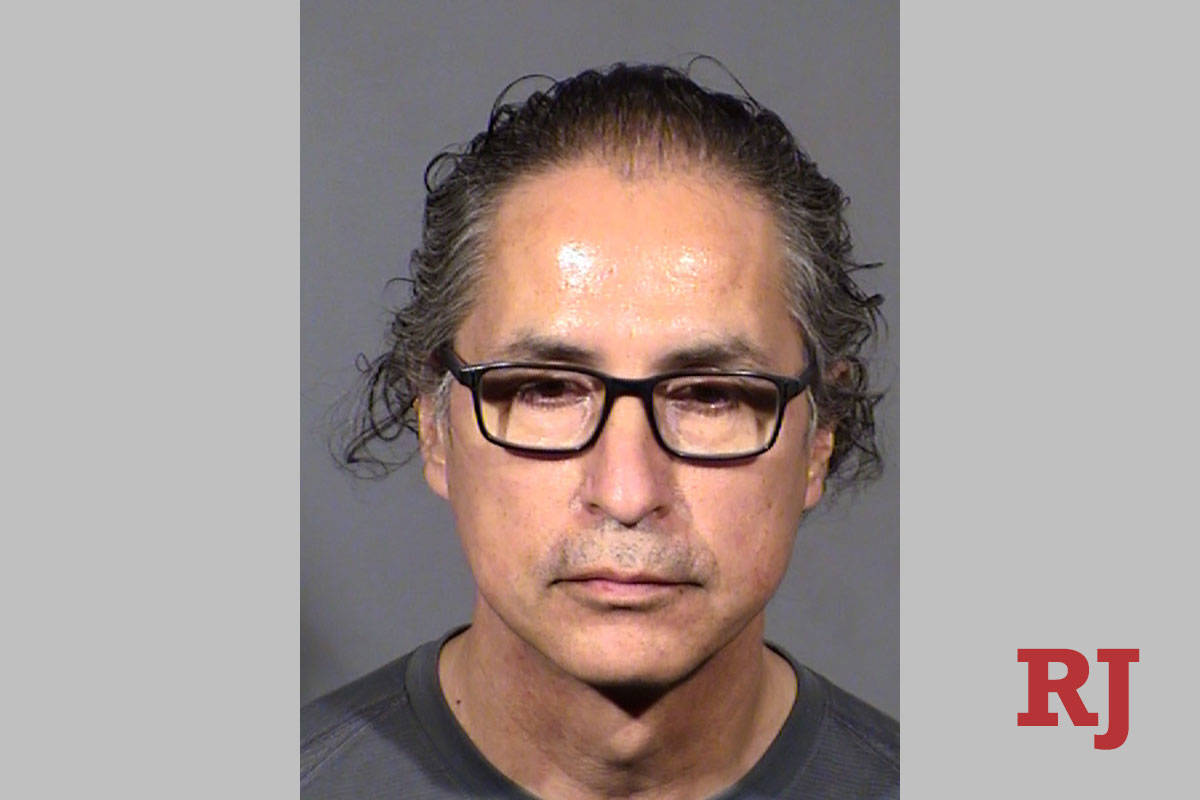 Miguel Amezquita (Las Vegas Metropolitan Police Department)