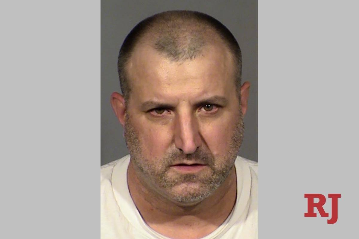 Christopher Damron (Las Vegas Metropolitan Police Department)