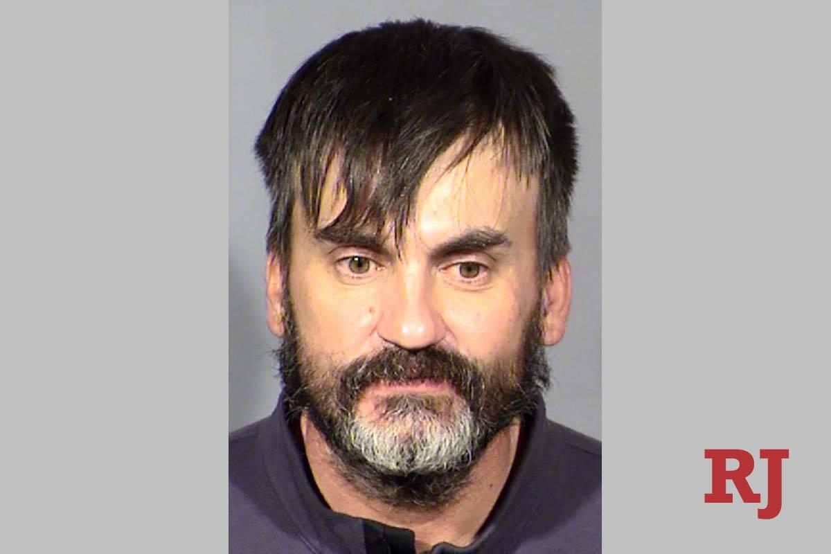 Enoch Spina (Las Vegas Metropolitan Police Department)