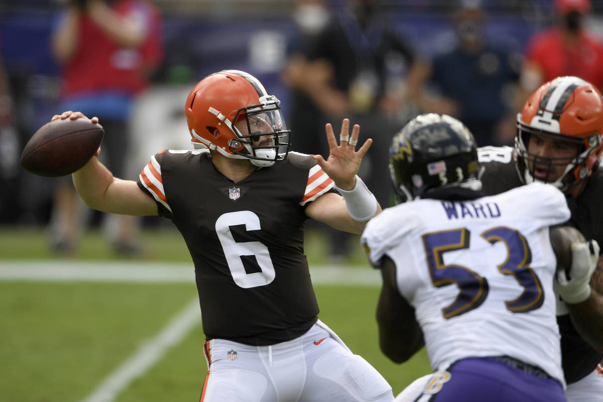 Browns-ravens betting line how to mine bitcoins fastweb
