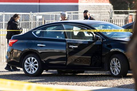 The Metropolitan Police Department is investigating a homicide at the 23rd Street and Hinkle Dr ...