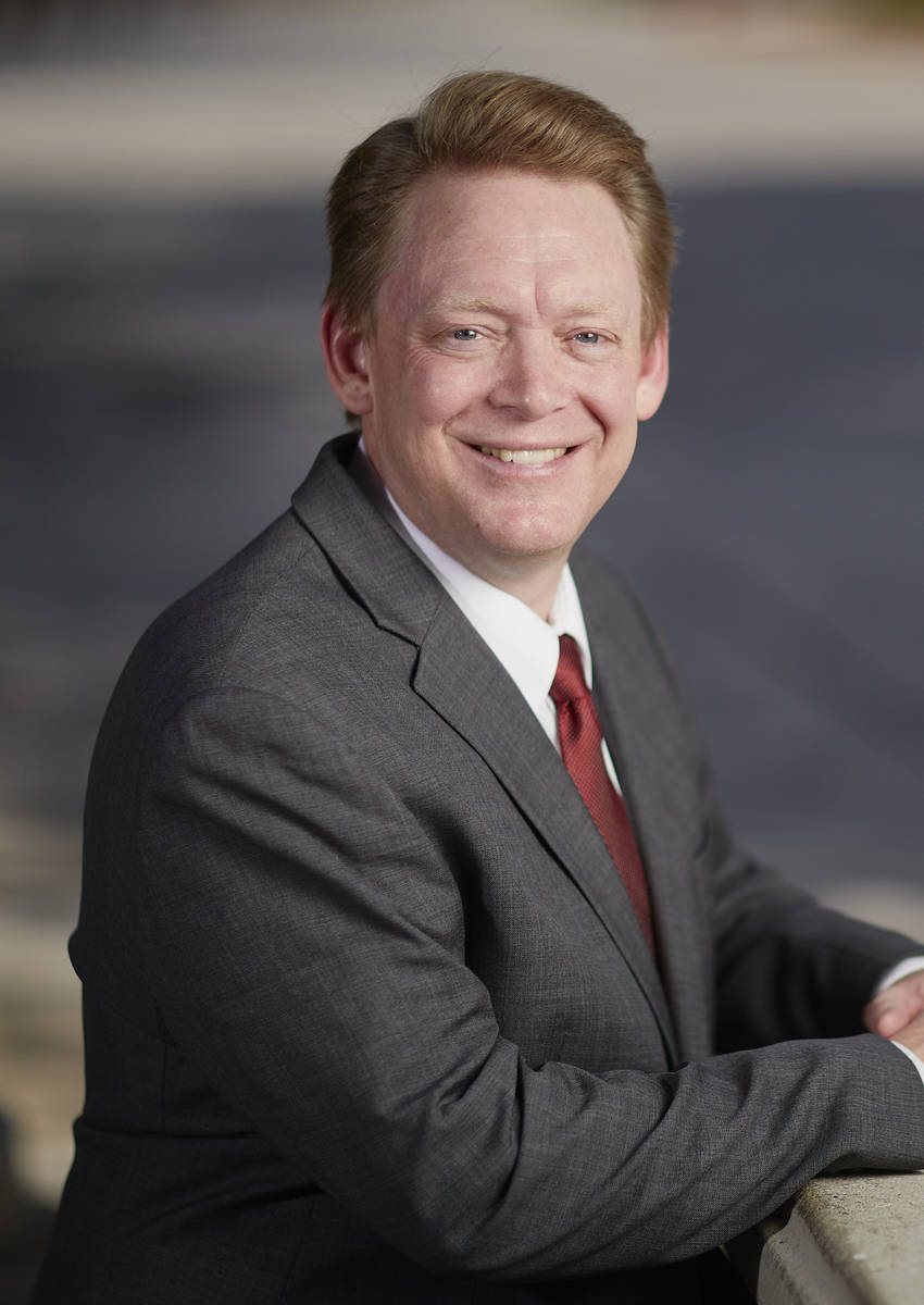 Steve McKellips is associate vice president of student affairs, enrollment and student services ...