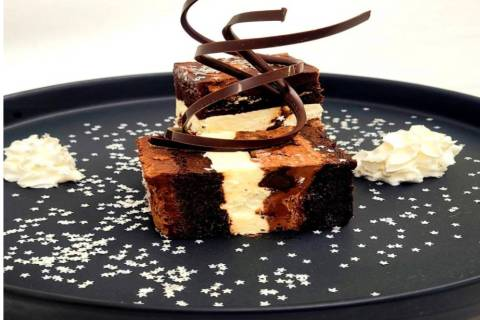 The Silver and Black Chocolate attack from Public House (MGM Resorts International)