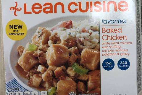 Nestlé Prepared Foods is recalling approximately 92,206 pounds of Lean Cuisine Baked Chicken m ...