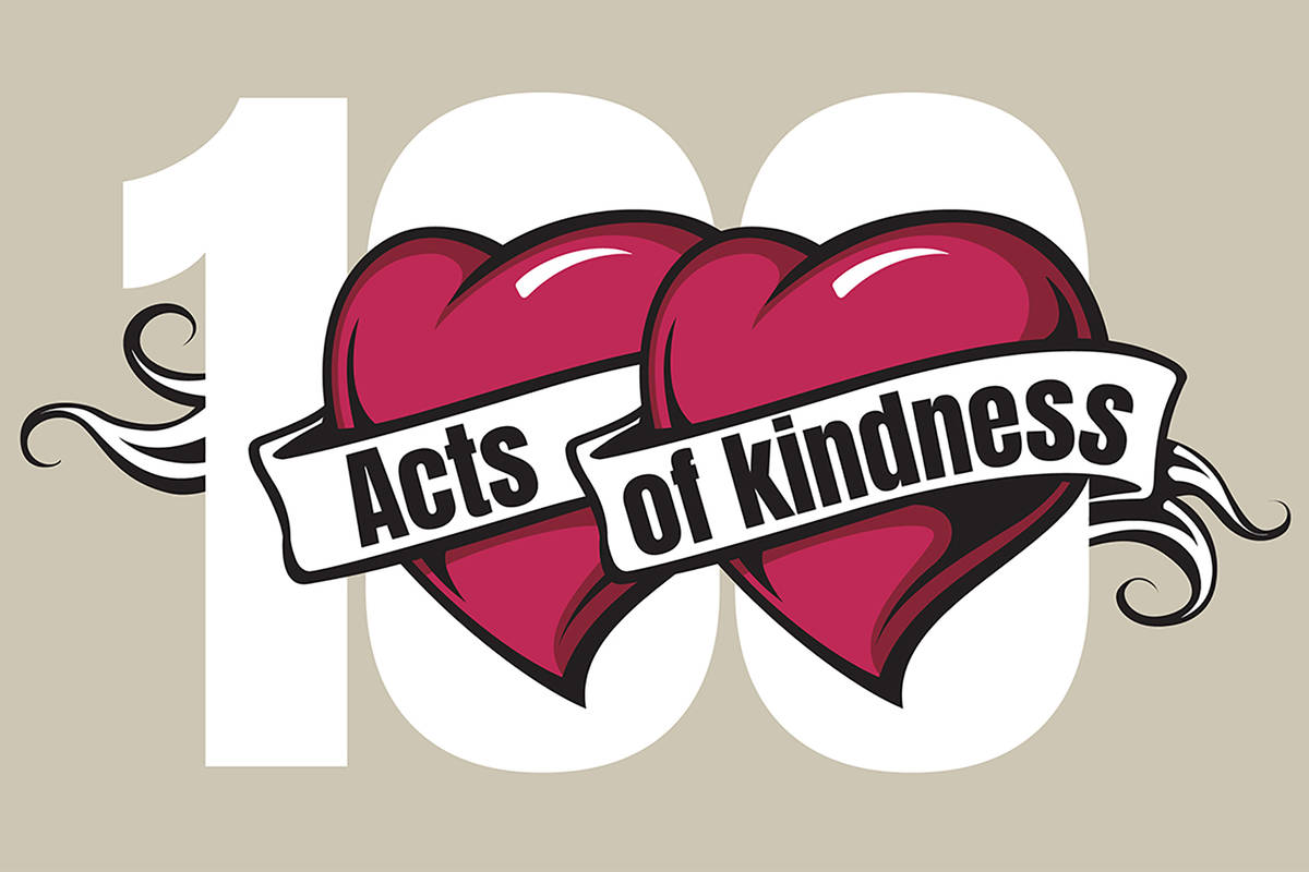 100 acts of kindness: Southern Nevadans stepped up to help during pandemic