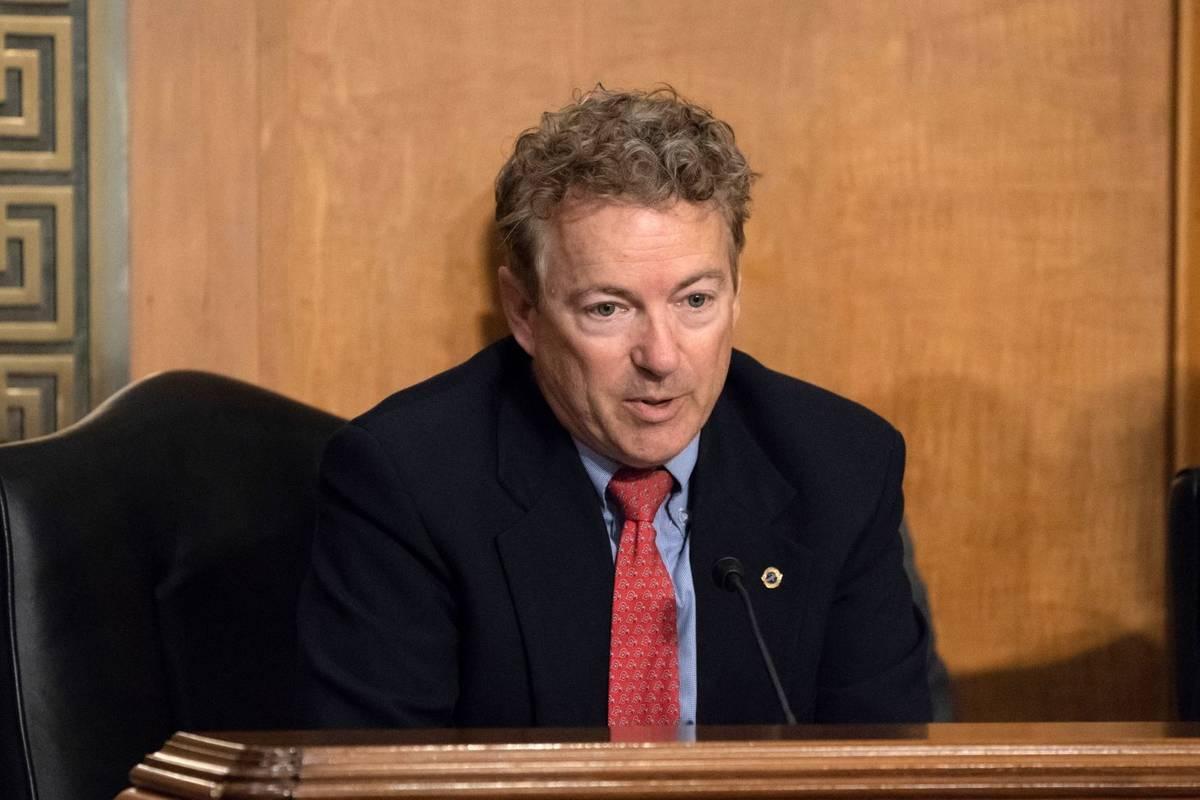 Sen. Rand Paul, R-Ky. (AP Photo/J. Scott Applewhite)