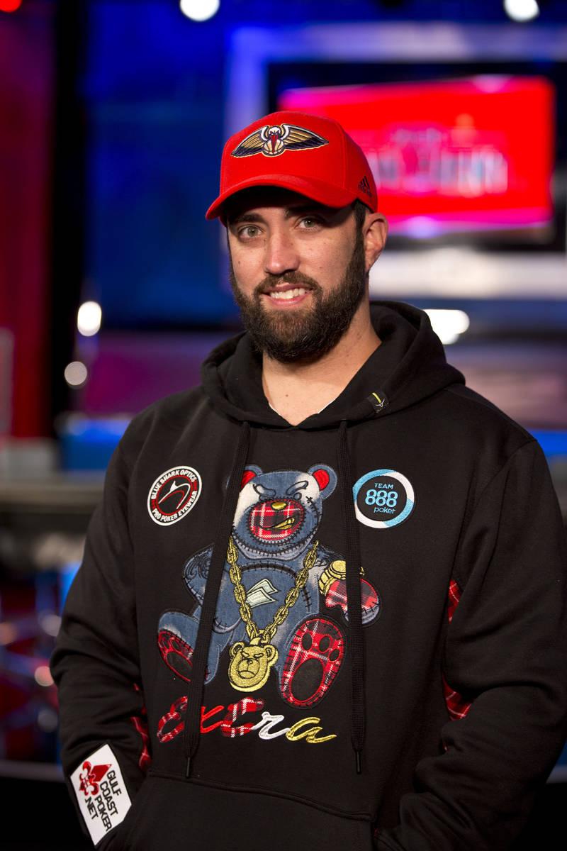 Joseph Hebert (Jaime Thomson/PokerNews)