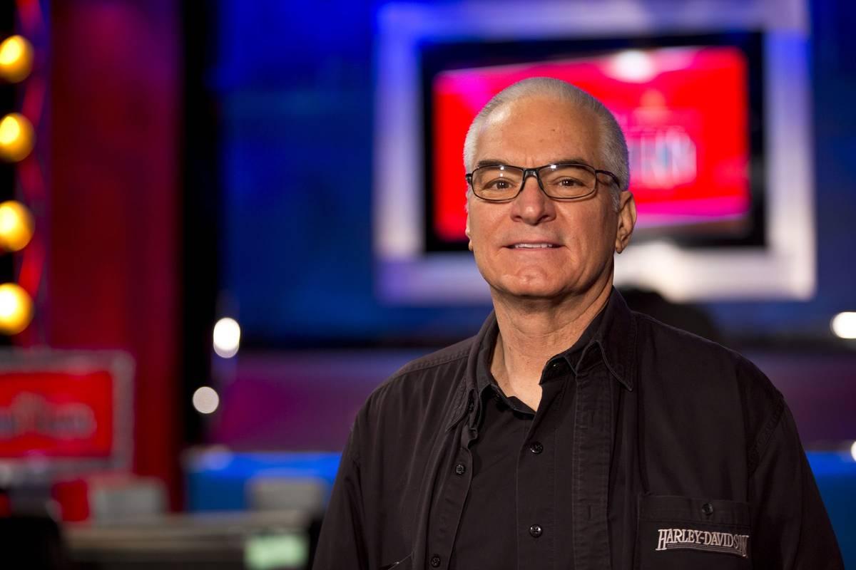 Ron Jenkins (Jaime Thomson/PokerNews)