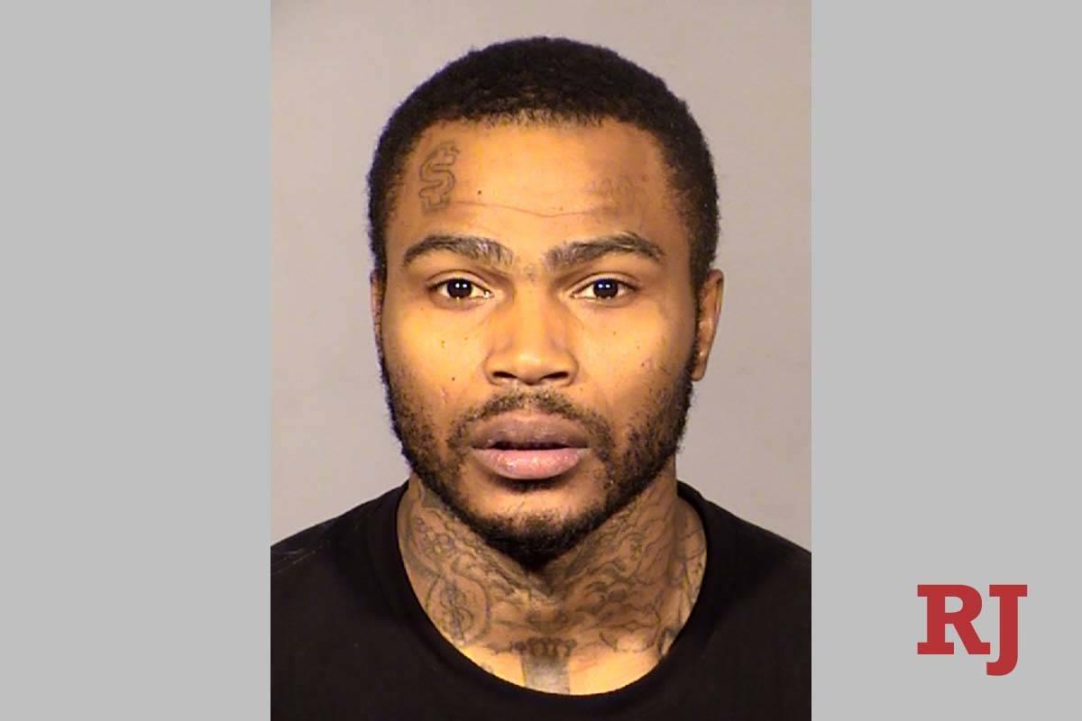 Aaron Ingram (Las Vegas Metropolitan Police Department)