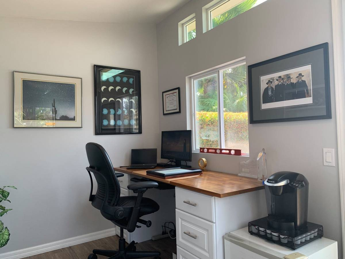 The pandemic has created a need for a home office. A shed can provide a quiet retreat for busin ...