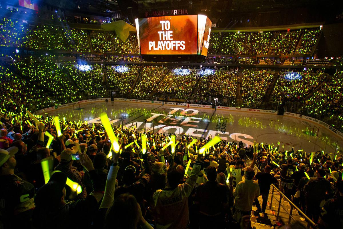 Golden Knights' 3-year run historic among NHL teams - Las Vegas Review-Journal