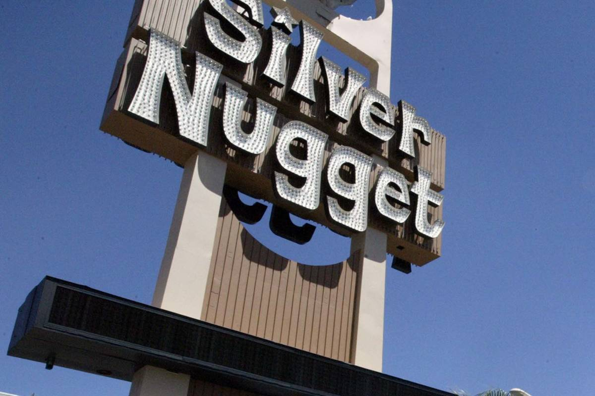 Silver Nugget on North Las Vegas Boulevard in North Las Vegas. (Las Vegas Review-Journal file p ...