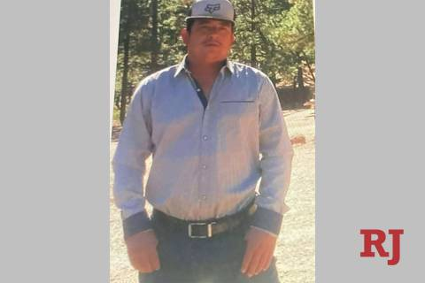 Eustolio Gill. (Mohave County Sheriff's Office)