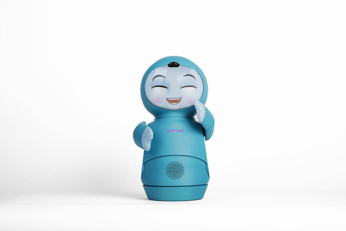 Embodied Inc.'s Moxie, an animate companion designed to help children build social, emotional ...
