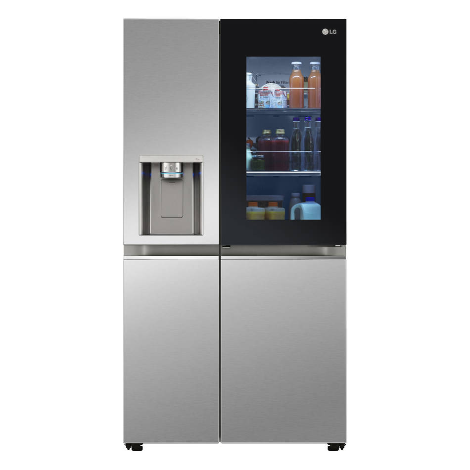 LG's InstaView refrigerator. (Courtesy, LG)