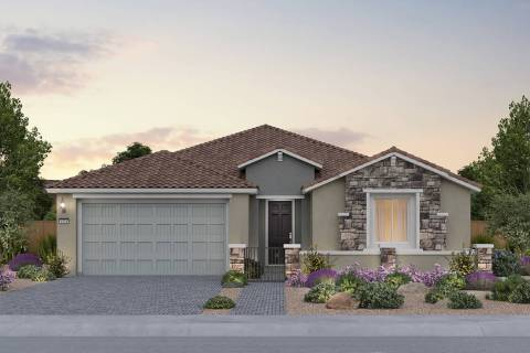 Pulte Homes The award-winning Parklane is a stylish and versatile three-to five-bedroom plan, f ...