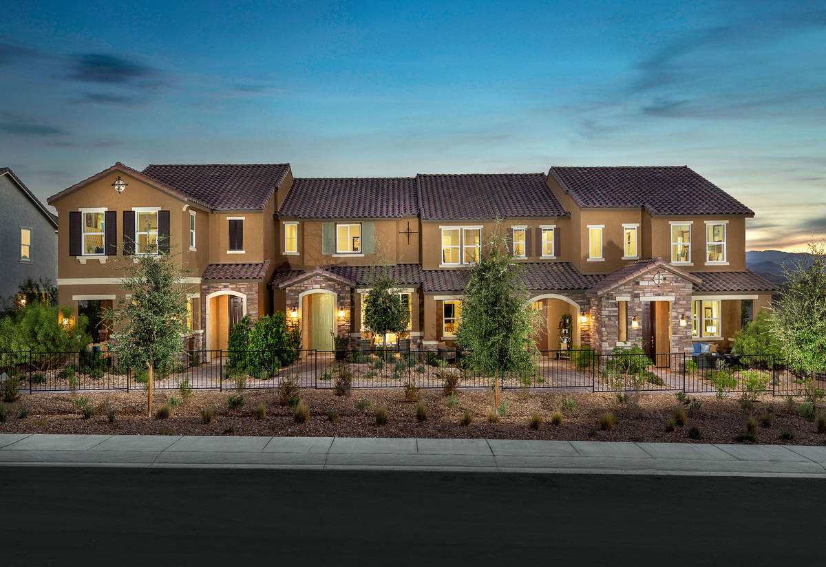 KB Homes' Grove at Inspirada is a new town home community. Prices start at $257,990. Inspirada ...