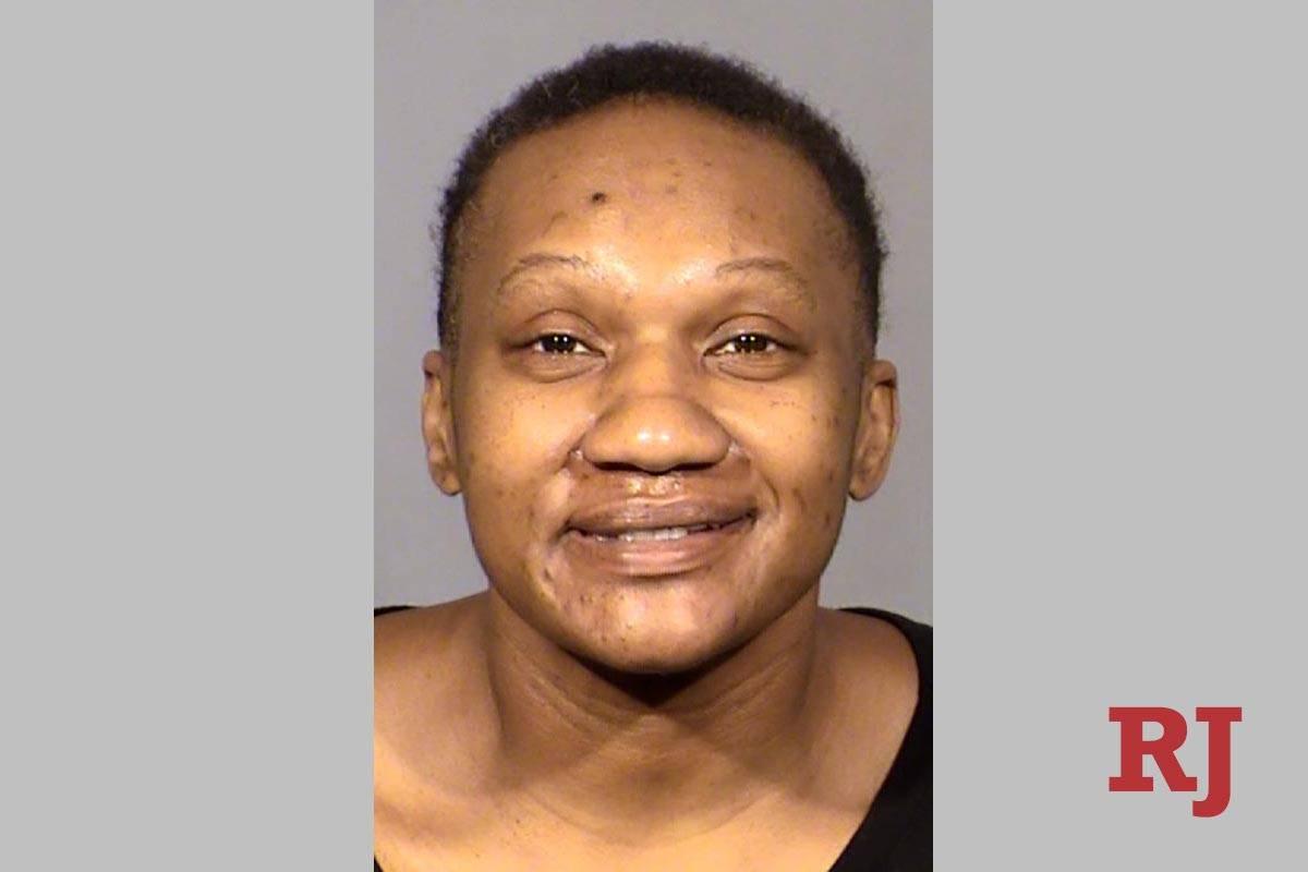 Kimberly Johnson (Las Vegas Metropolitan Police Department)