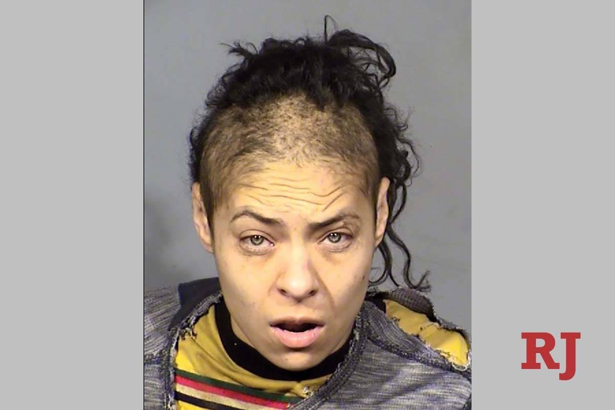 Jessica Zander (Las Vegas Metropolitan Police Department)