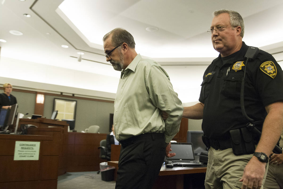 Former attorney Robert Graham, accused of swindling more than $16 million from clients, is take ...