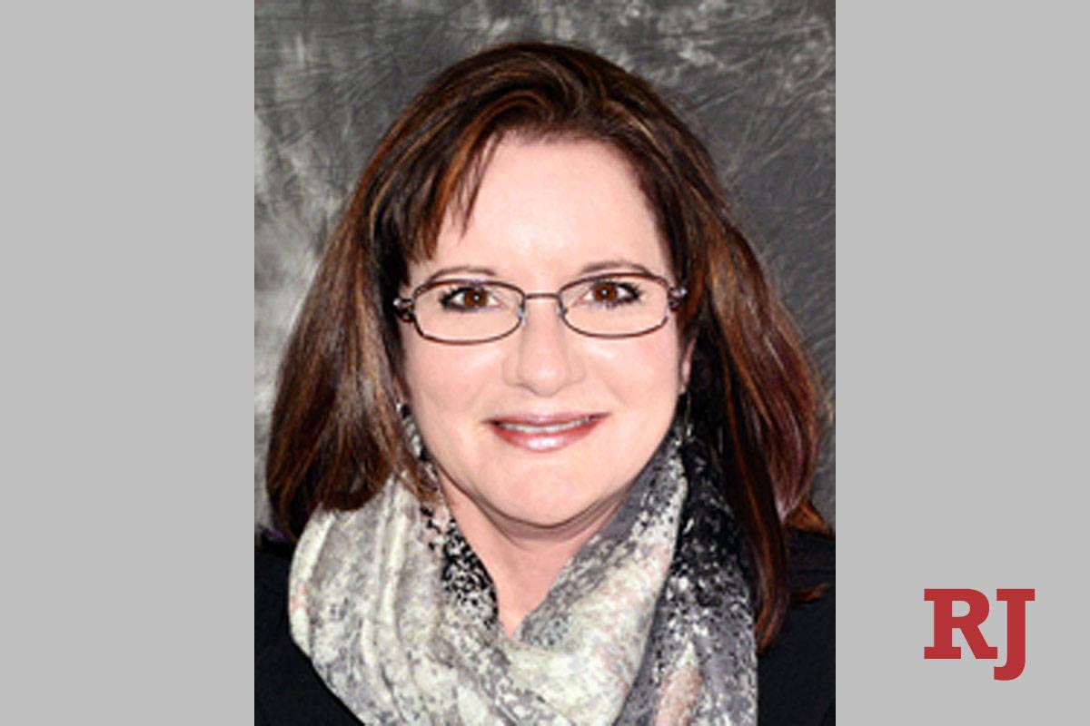 Clark County School District Board Trustee Lisa Guzman. (Clark County School District)