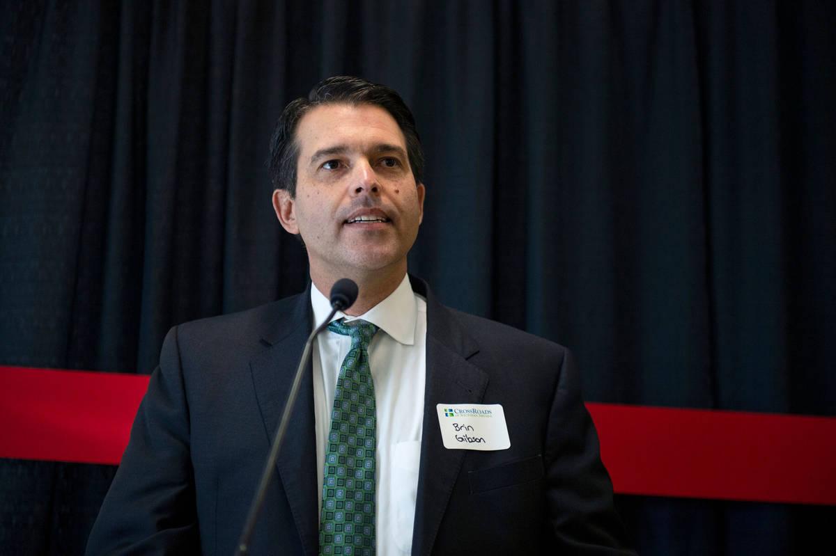 Nevada Gaming Control Board Chairman Brin Gibson. (Las Vegas Review-Journal, File)