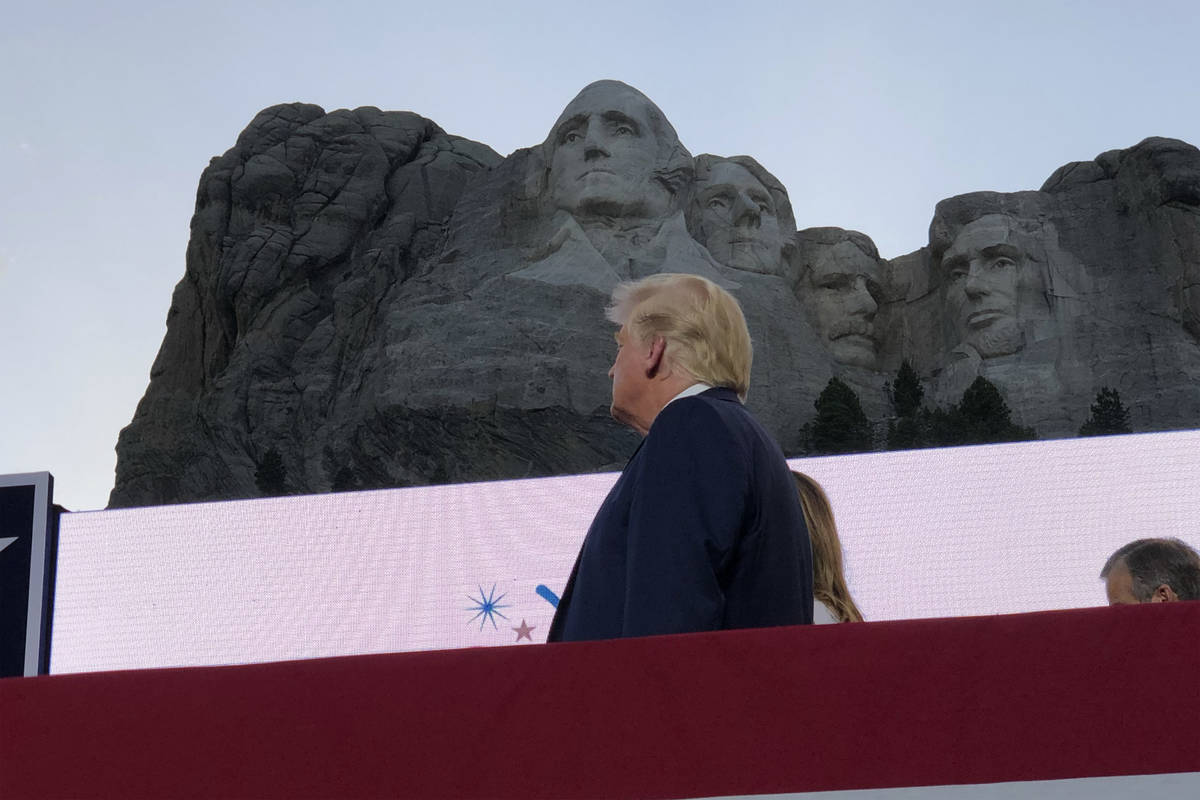 Donald Trump. (AP Photo/Alex Brandon)