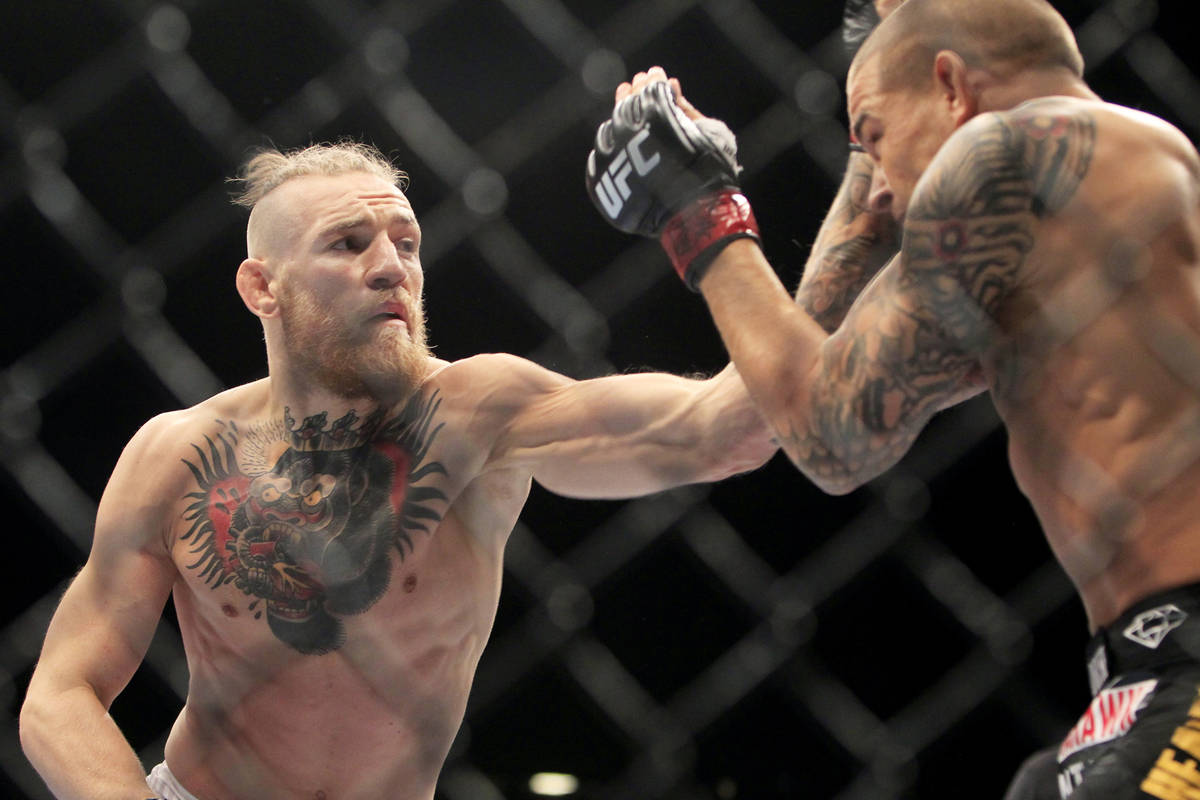 best bets on conor mcgregor