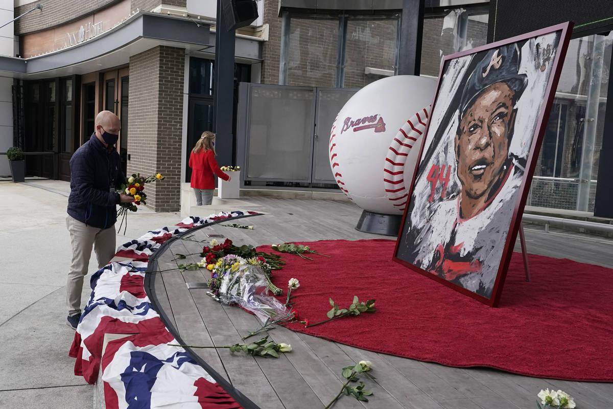 Aviators broadcaster recalls serving up No. 713 to Hank Aaron