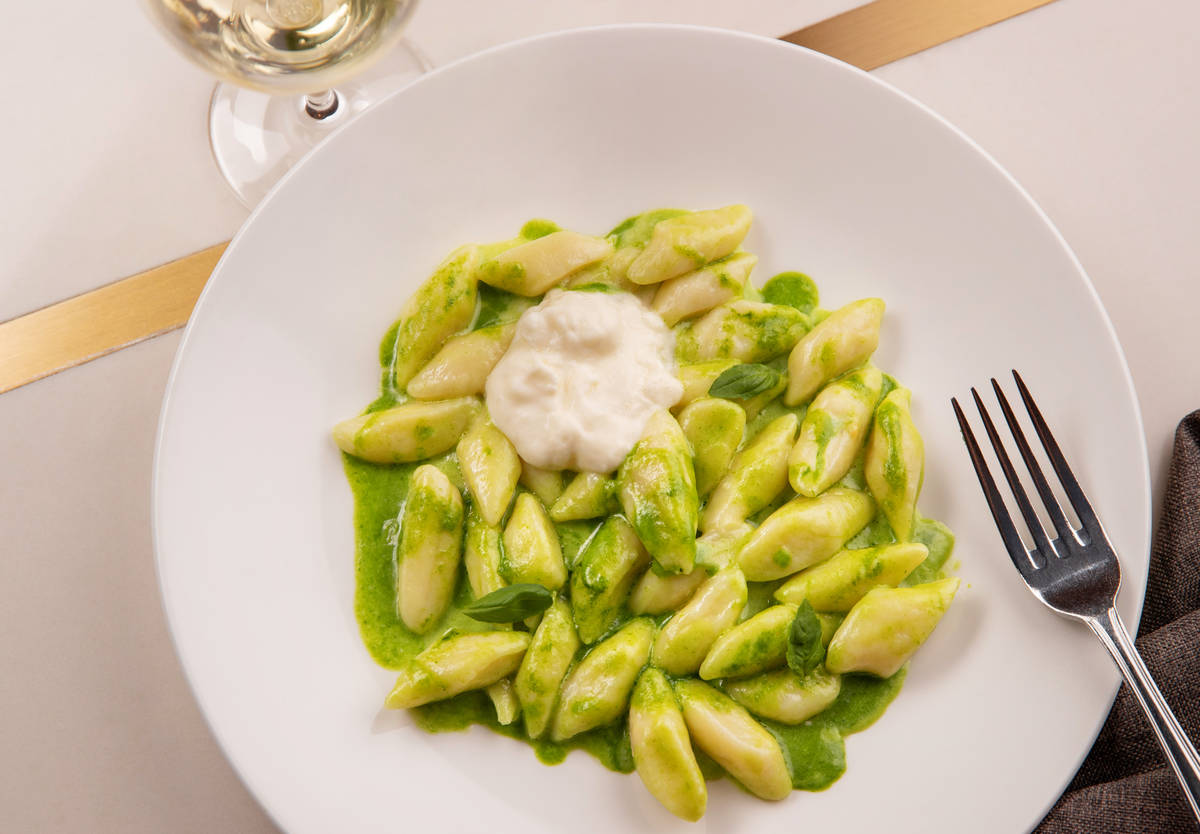 Pastas, such as this gnocchi, will be among the dishes featured at the new BRERA Osteria. (The ...