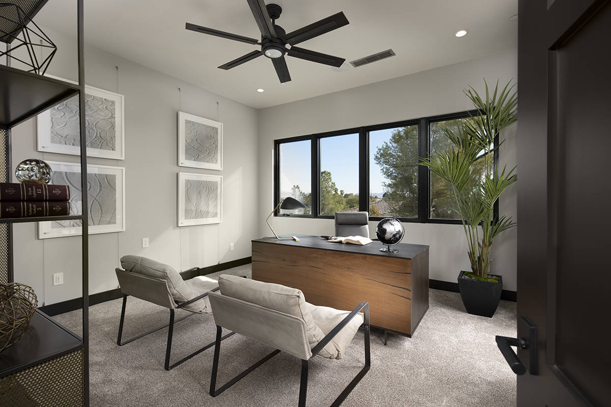 The office. (Sunstate Realty)