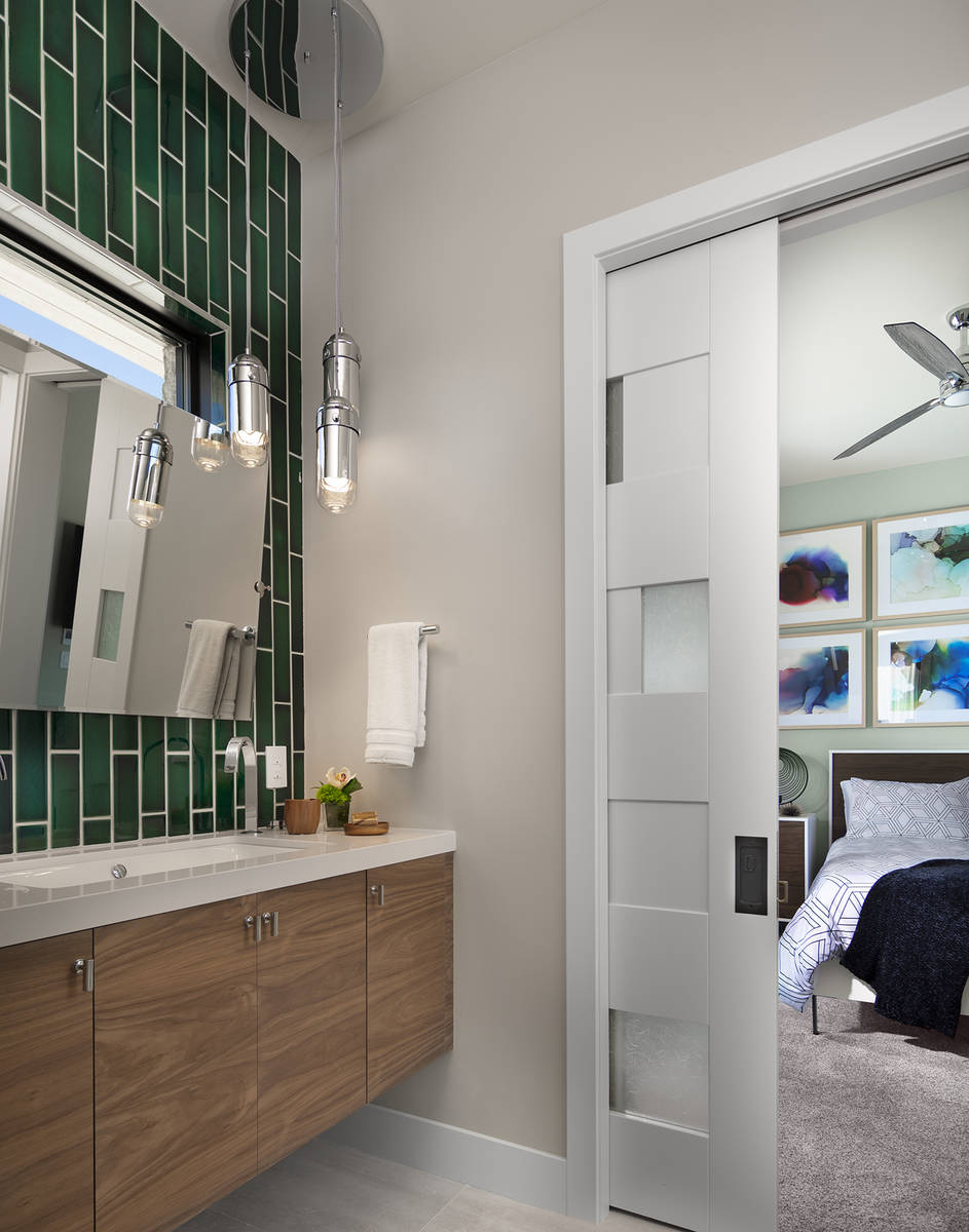 The bathroom. (Sunstate Realty)