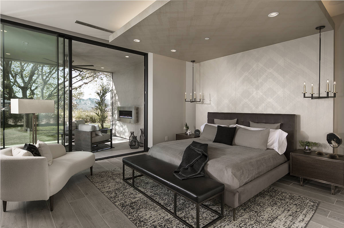 The master bedroom. (Sunstate Realty)