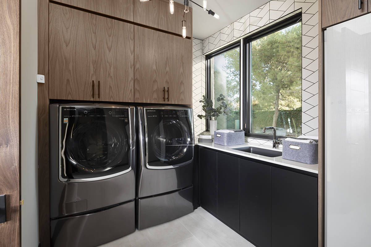 The laundry. (Sunstate Realty)