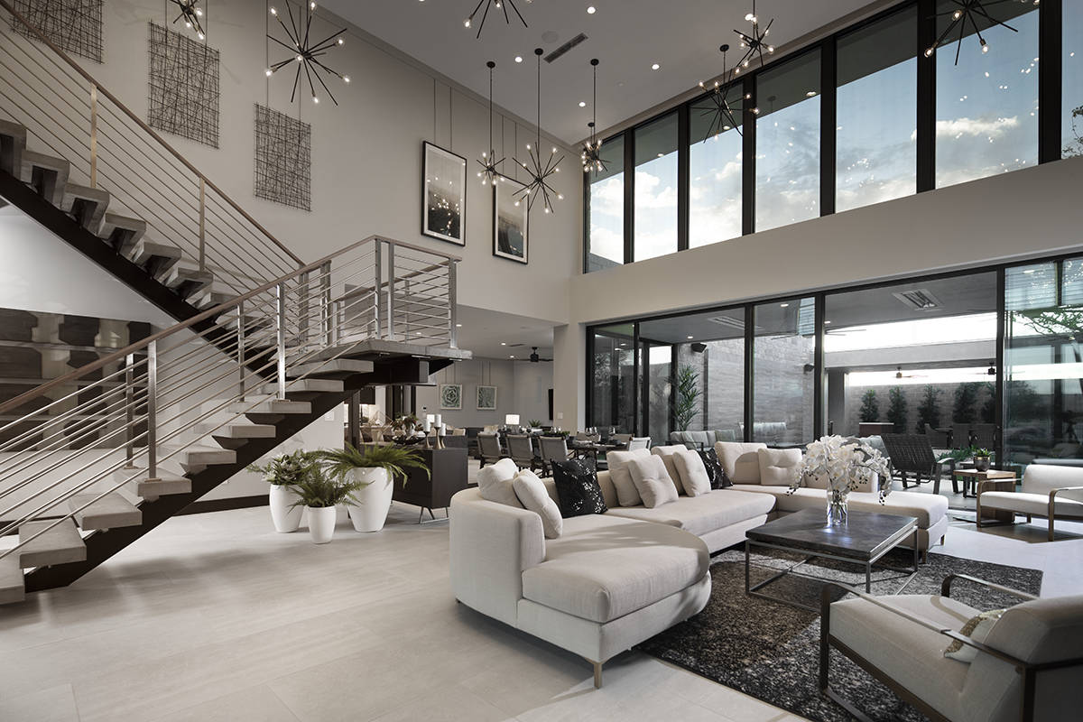 The living room. (Sunstate Realty)