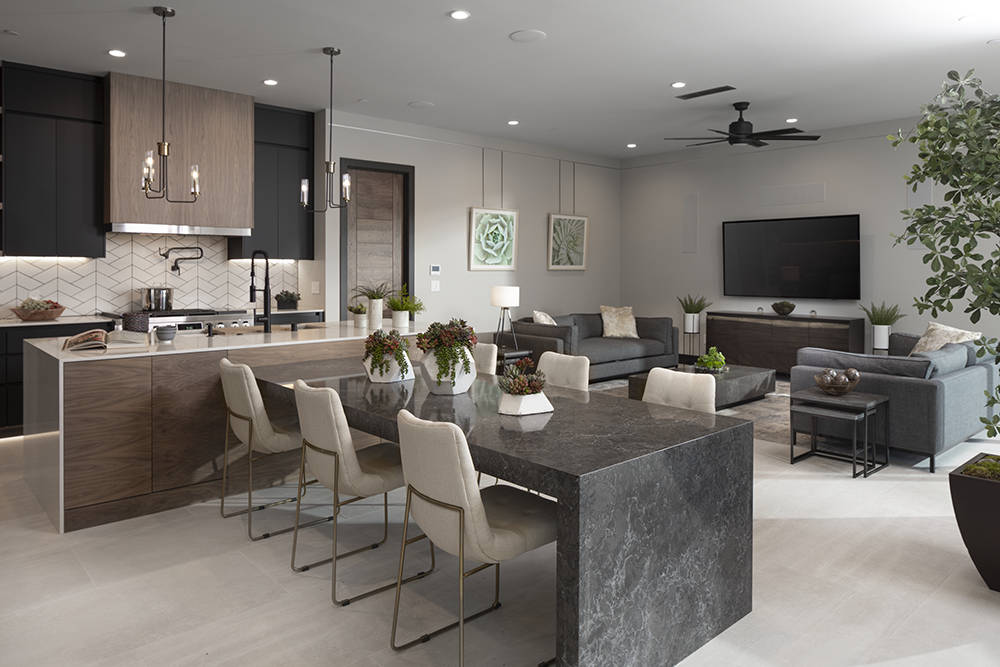 The kitchen. (Sunstate Realty)