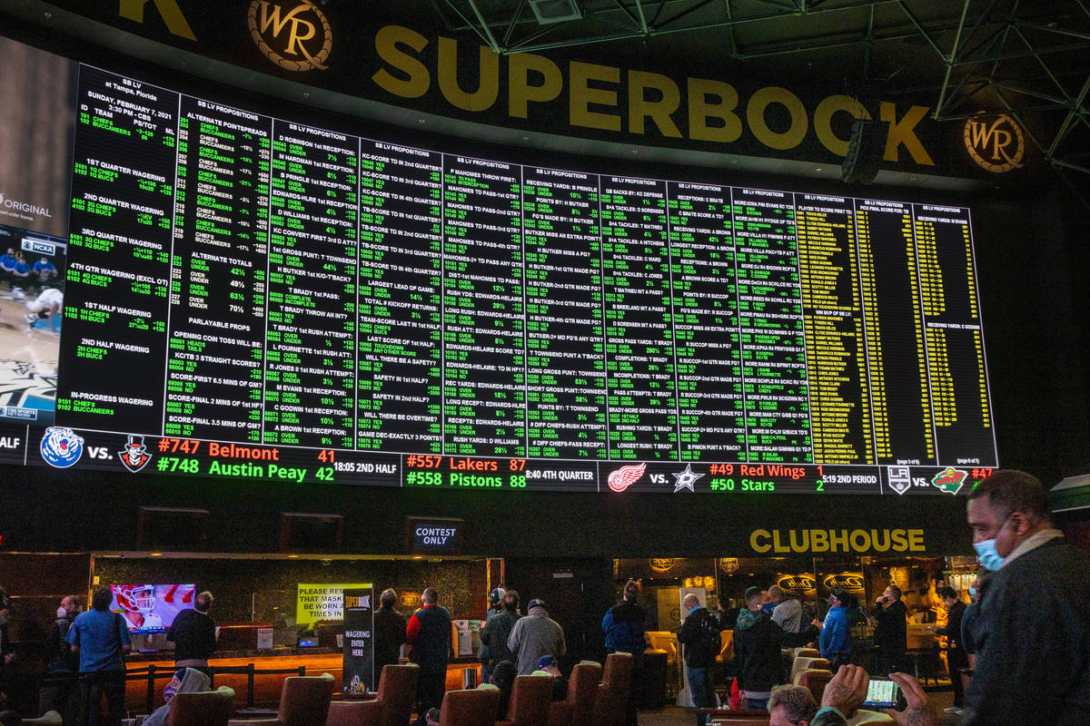 How to place a bet on the superbowl in vegas sport betting business in nigeria investors