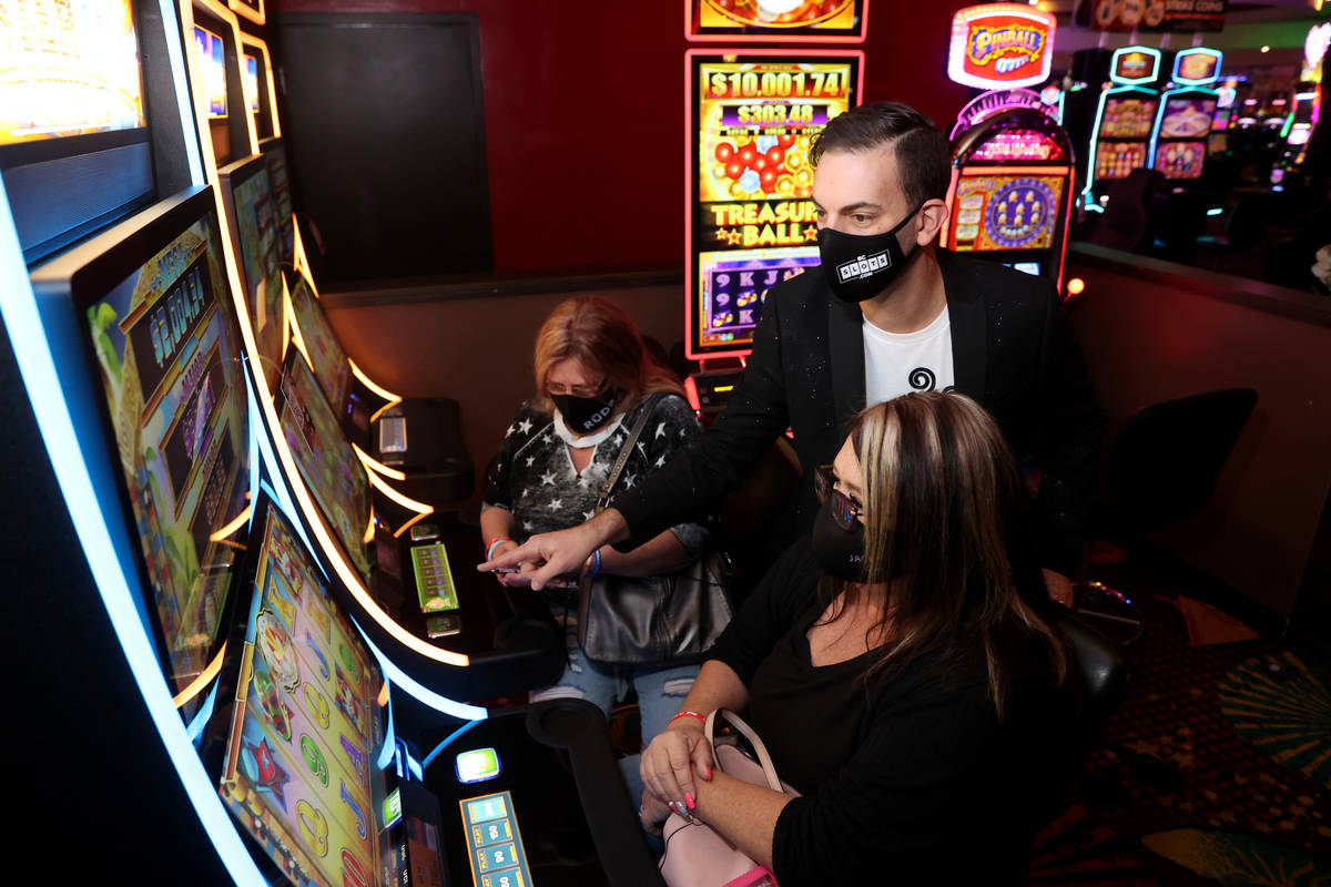 YouTube influencer Brian Christopher slot area taking off at Plaza   Las  Vegas Review-Journal