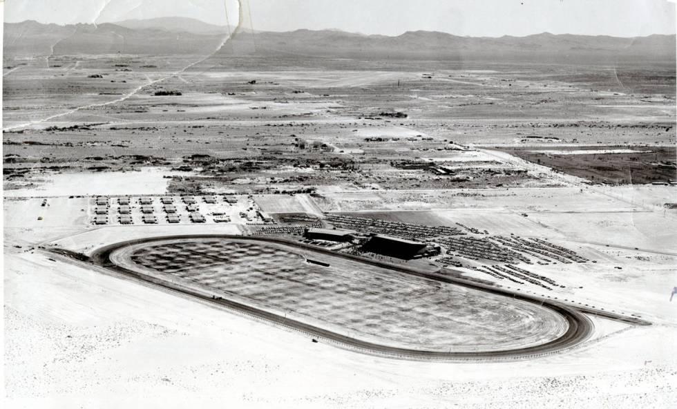 Las Vegas Park. (Courtesy Clark County Museum)