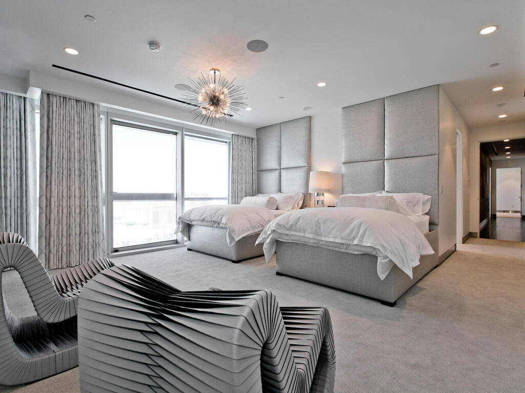 One of two master suites. (Elite Realty)