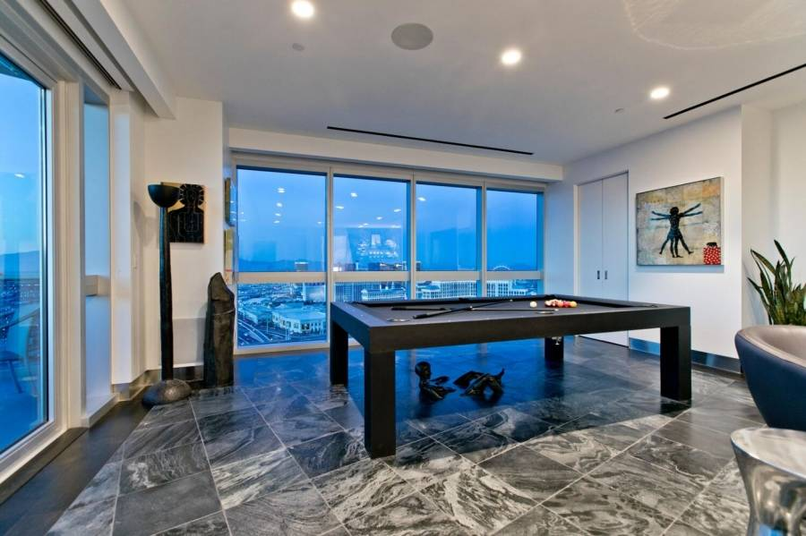 The game room. (Elite Realty)