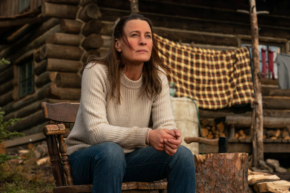 """Robin Wright stars as Edee in her feature directorial debut """"Land."""" (Daniel Power/Focus Features)"""